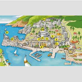 mappa_itinerari